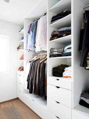 Tilpasset garderobe